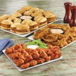 Zaxbys party packages