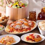 Olive Garden Complete meal