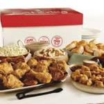 kfc bafet style meals