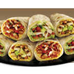 CATERING scroll menu Burrito Platter