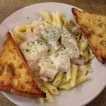 Jason Chicken alfrado pasta