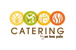 Au Bon Pain catering logo
