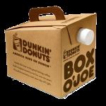 Box O joe