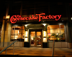 cheesecake factory store