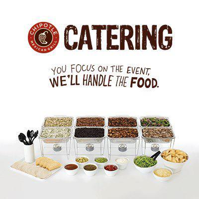 Food Delivery Service Chipotle