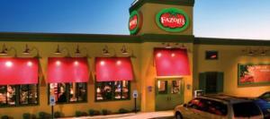 fazolis restaurant